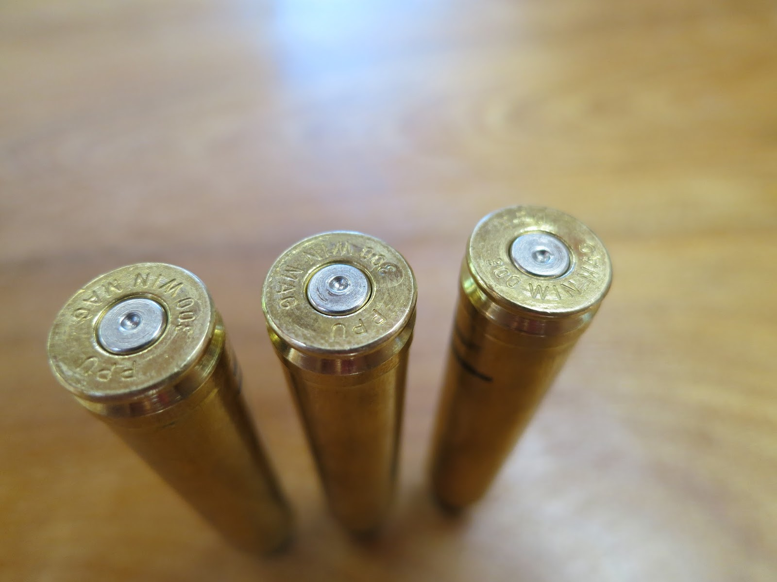 Reloading for 300 Win Mag: July 2015