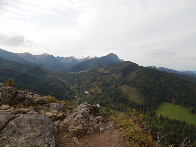 Boczań i Dolina Jaworzynki