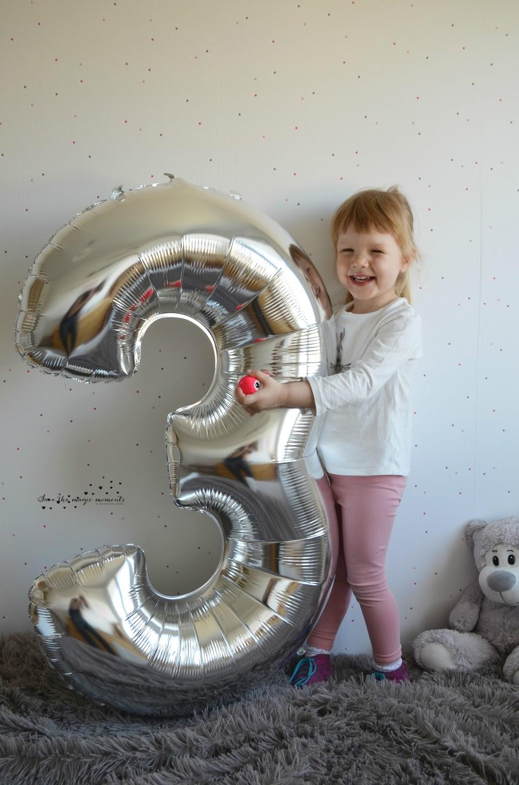 Niesamowite Save the Magic Moments : Mam 3 latka! KA92