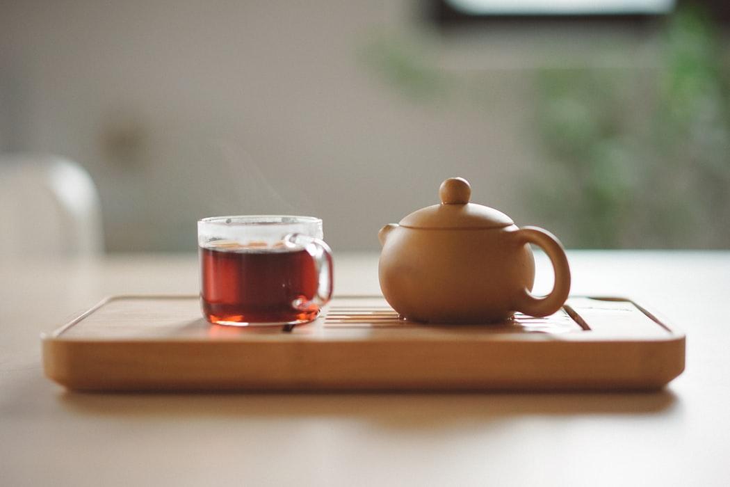 Co nieco o herbacie