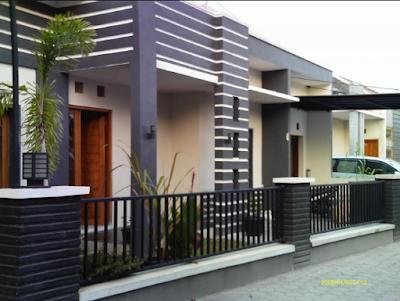 Beberapa Model Rumah Minimalis Sederhana Di Jakarta