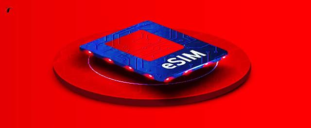 Vodafone Idea Launch E-SIM अभी iPhone users के लिए