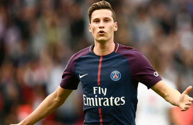PSG Bersedia Merelakan Draxler Ke Arsenal Demi Guendouzi