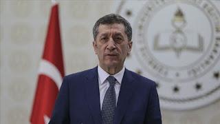 وزير التعليم التركي يكشف عن الموعد المتوقع  لإفتتاح المدارس في تركيا