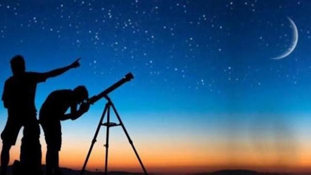 معهد الرصد الجوي: لا يمكن رؤية هلال العيد اليوم و هذا هو يوم العيد