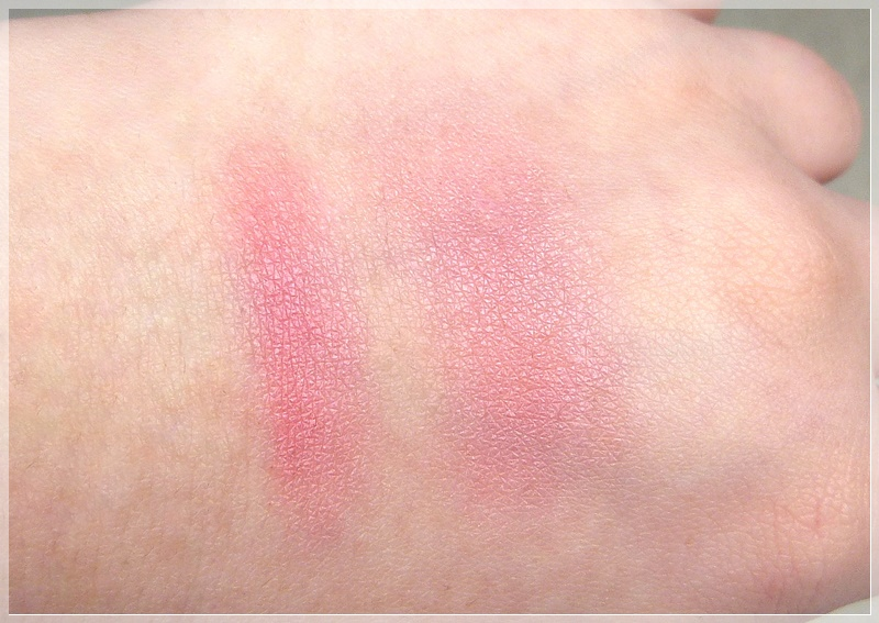 Pfysicians Formula Blush Swatches