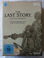 The Last Story - Caja cartón delante
