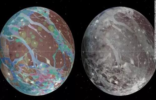 Missão da Nasa vai visitar maior lua do sistema solar nesta segunda-feira (7)