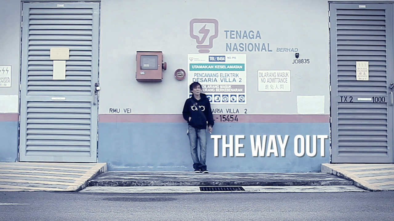 The Budak Blur: postbox_105 : Silent Short Film