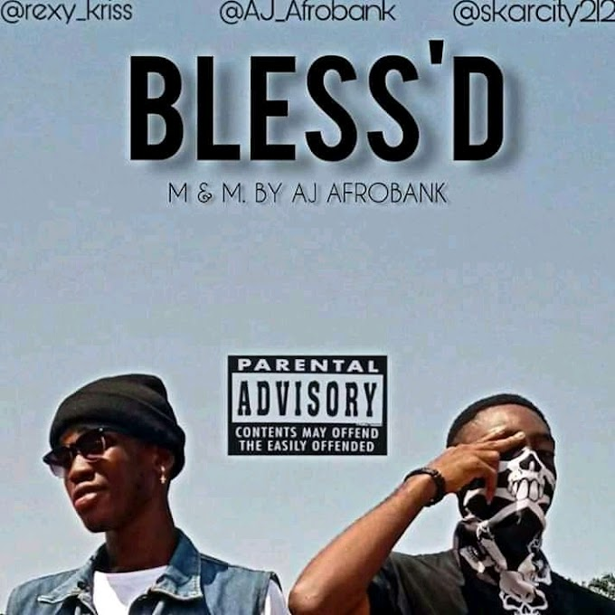 [Music] rexy kriss blessed ft skarcity