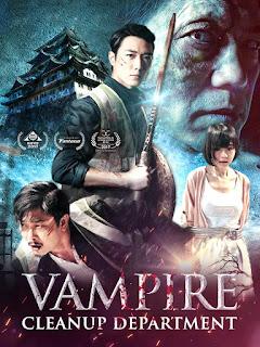 Download Film dan Movie Vampire Cleanup Department (2017) Subtitle Indonesia