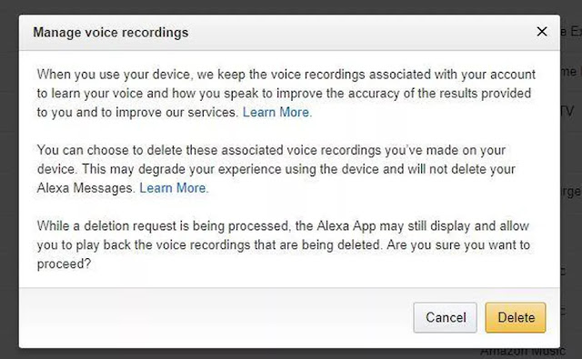 How To Ask Alexa To Delete Your Any conversations