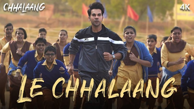 Le Chhalaang Lyrics in Hindi