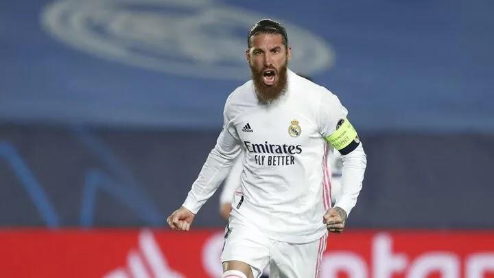 OFFICIAL: Real Madrid confirm Sergio Ramos is leaving the club