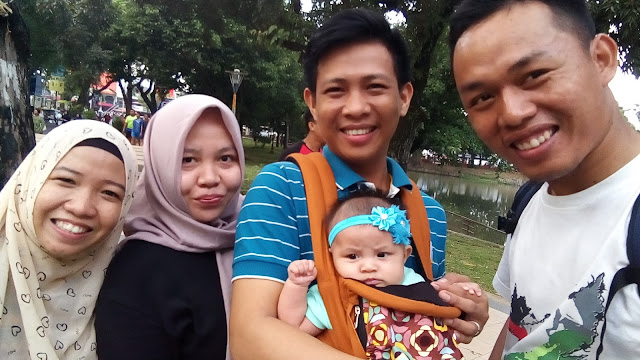 Alma Wahdie blogger Palembang
