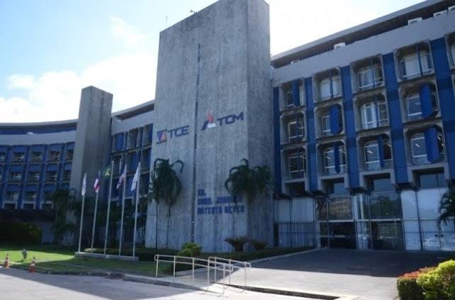 TCM rejeita contas de sete prefeituras do interior do estado