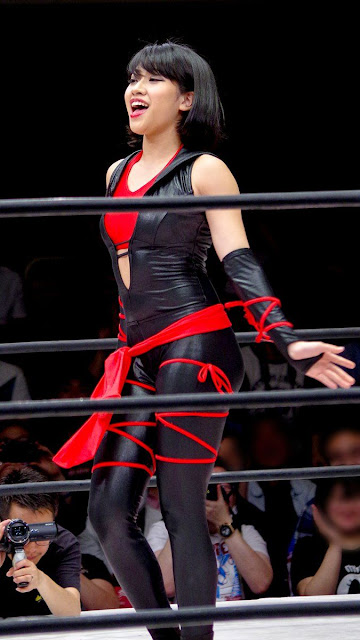 Japanese Female Wrestling Hana Kimura Female Japanese