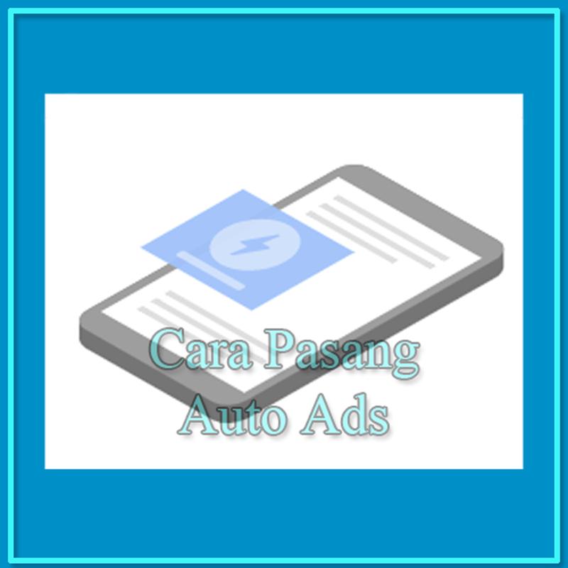 Cara Memasang Auto Ads Pada Blog AMP