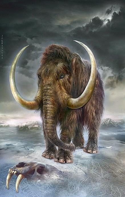 Szibériában élő mammutot filmeztek 1943-ban?