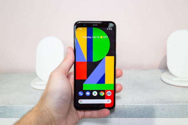 مستشعر الحركة في هاتف Pixel 4 يعمل في بلدان محدودة!