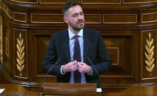"""Felipe Sicilia al PP: """"Con su actitud, ustedes no son más que unos simples y patéticos patrioteros"""""""