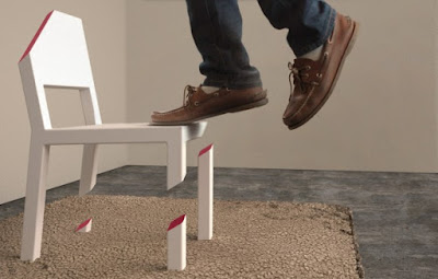 Cut Chair