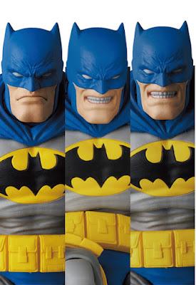 The Dark Knight Returns Batman & Robin MAFEX Action Figure Set by Medicom Toy