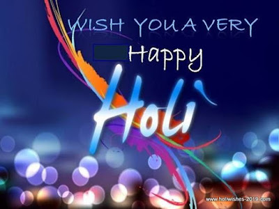 Holi hopes 2019 in Advance