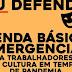 Aprovada Lei Emergencial da Cultura!