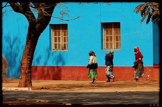 DE VIAJEROS POR LICHINGA, MOZAMBIQUE 11