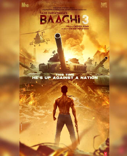 Baaghi 3 Movie (2020)
