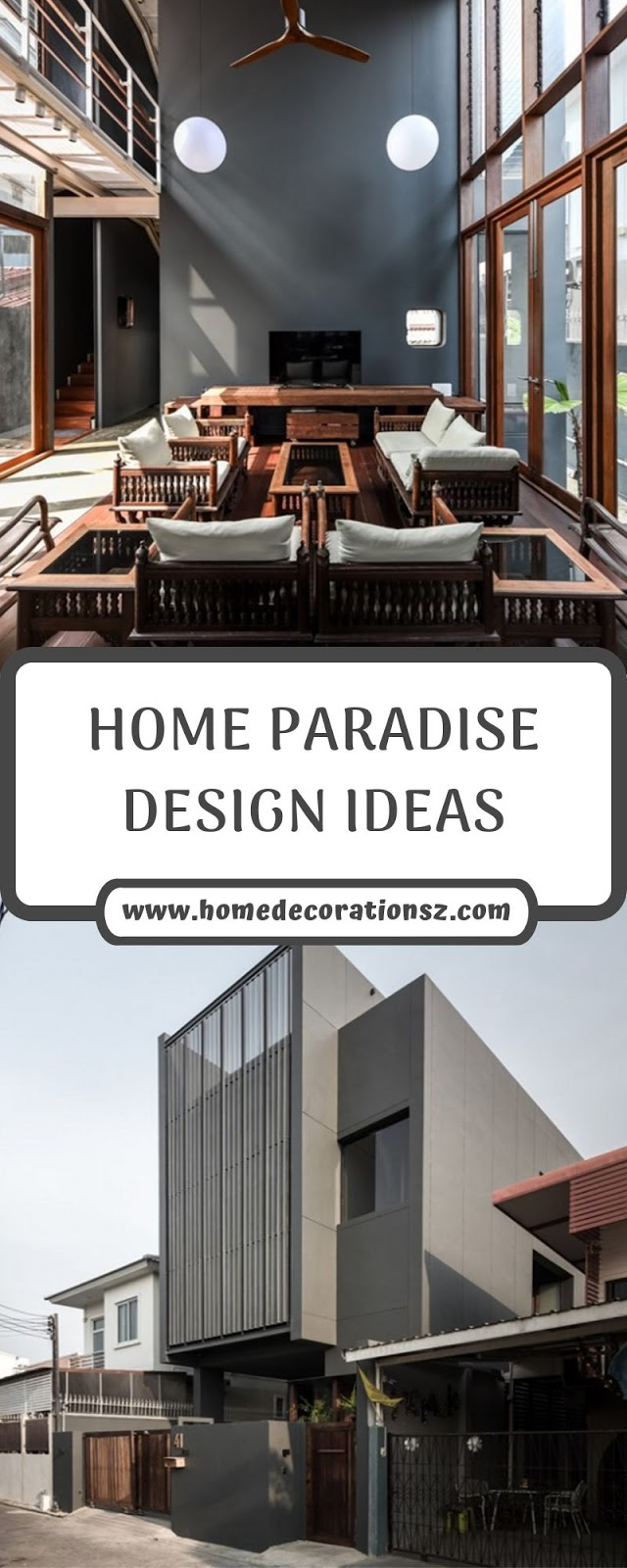 HOME PARADISE DESIGN IDEAS
