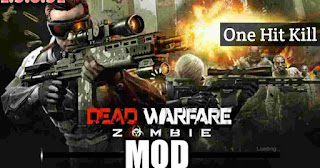 DEAD WARFARE: Zombie 1.9.1.21 Apk Mod for android