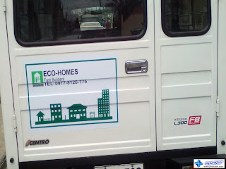 Vehicle Stickers - Rear View