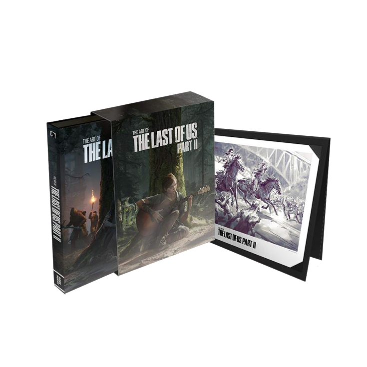 Livro de arte The Last of Us Part I