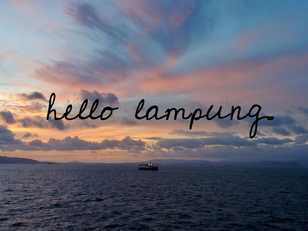 Riyardi Goes To Lampung !