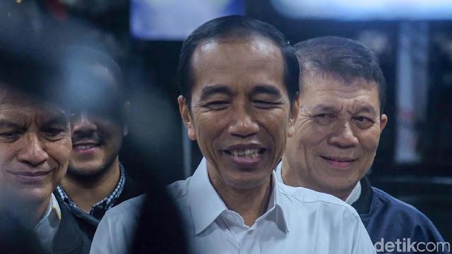 JK Sebut Lahan Prabowo Sesuai UU, Jokowi: Memang Tak Ada Masalah