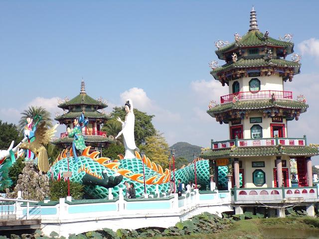 estanque loto Kaohsiung