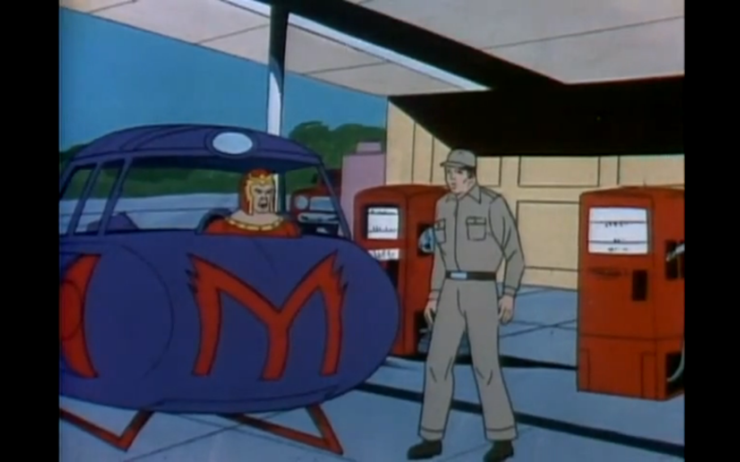Mark s & TV Musings TOON SPOT Fantastic Four 1978 Ep 2