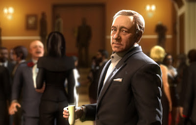 Kevin Spacey Party time image