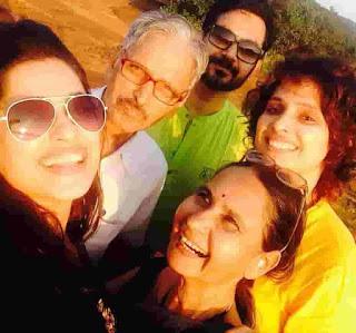 Priya Bapat Family