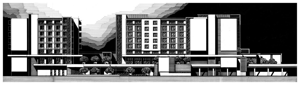 04-Paul-Hill-Pen-and-Ink-Architectural-Drawings-and-Sketches-www-designstack-co