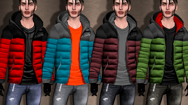 WINTER OUTFIT #1 COLLECTION M