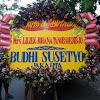 Bunga Papan Ulang Tahun Budhi Susetyo Jakarta