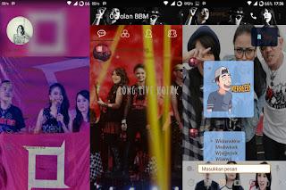 BBM MOD KOTAK Band V3.1.0.13 Apk Special Edition