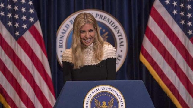 Nuevo libro revela que Ivanka Trump quiere ser presidenta
