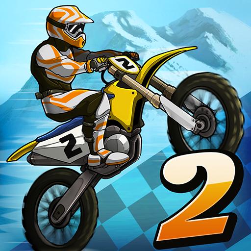 Mad Skills Motocross 2 (MOD, Rockets/All Unlocked)