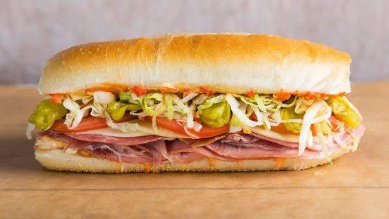 Italian Sub Sandwich Recipe