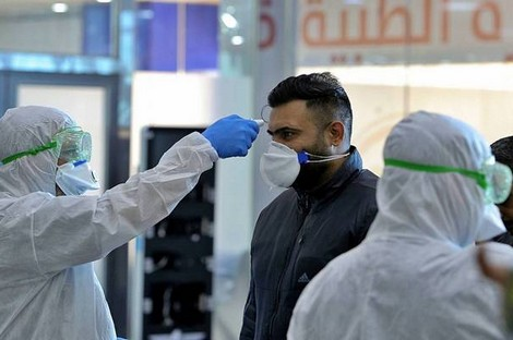 10 وفيات و605 إصابات جديدة بكورونا في الجزائر