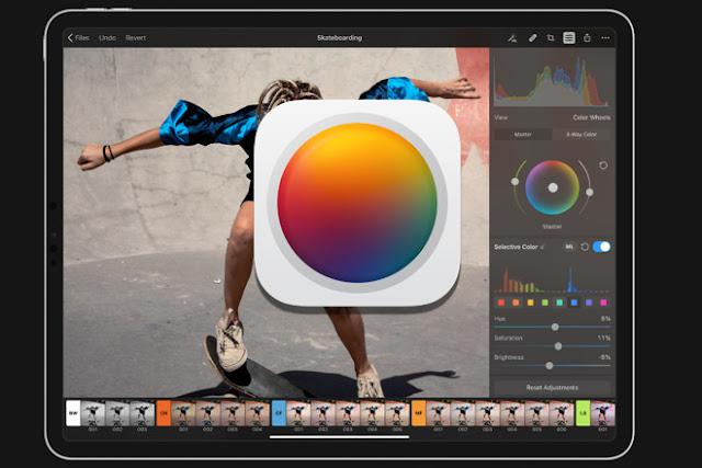 iPad: Pixelmator Photo gratis per le prossime 24 ore